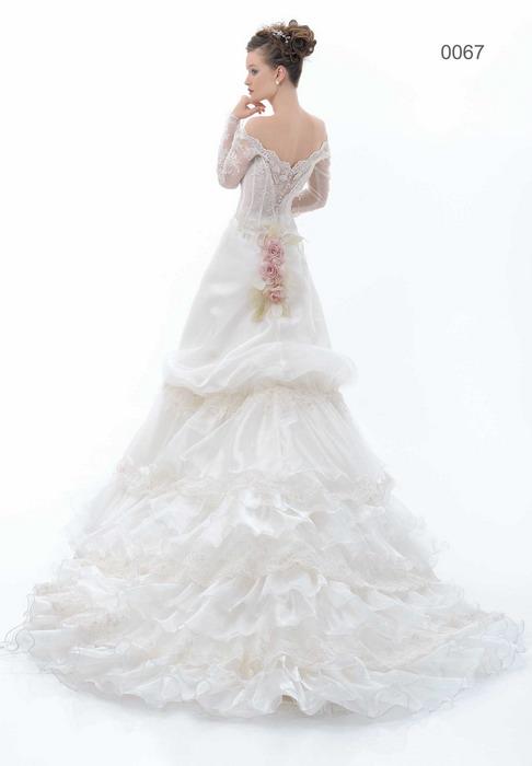 свадебные платья с рукавами мышь - Выкройки одежды для детей и взрослых.