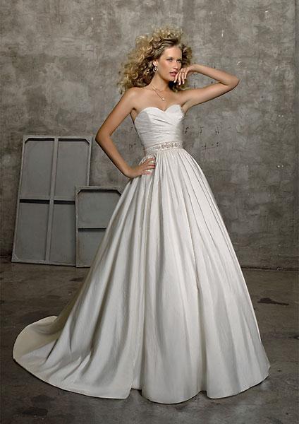 Фото 1 - Свадебное платье Mori Lee Main. Модель 4524 фотографии и цены