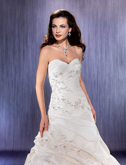 Платье свадебное платье adk 77866