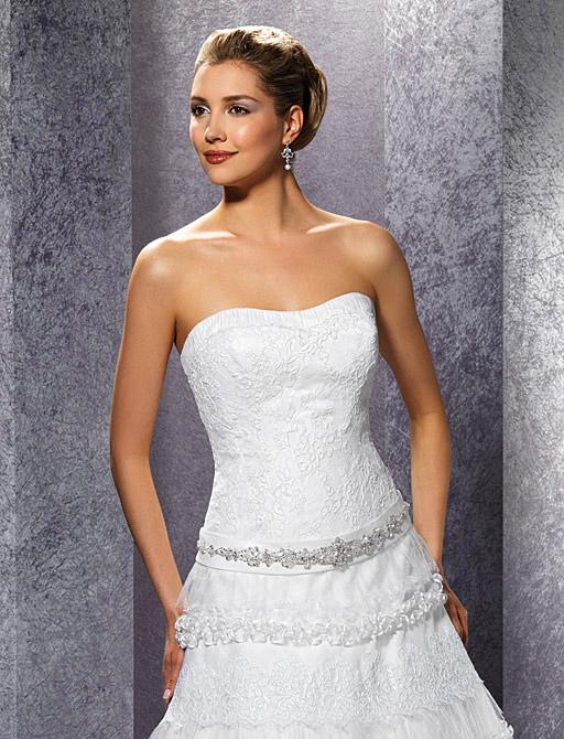 свадебные платья в итальянском стиле