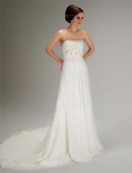 Комментарий: Свадебные платья стиль